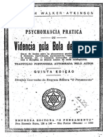 William Walker Atkinson - Psychomancia Pratica Ou Videncia Pela Bola de Cristal