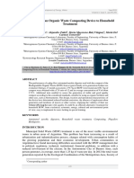 Evaluation of an Organic Waste Composting Device to Household Treatment.pdf