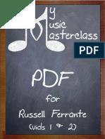 RussellFerrante Masterclass PDF 1 2