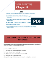 Services Recovery (Presentations)