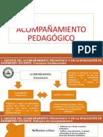 Cedam.gestión Del Acompañamiento Pedagógico y Evaluación de Desempeño Docente