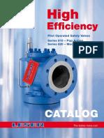 LESER High Efficiency Catalog En