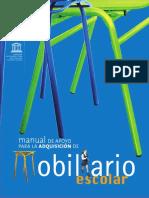 Manual Mobiliario Escolar