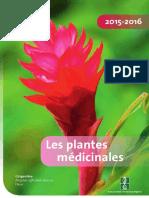 plantes médicinale