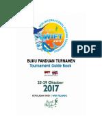 E-Version WIFT 2017 Tournament Guide Book Indonesia