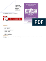 The Interview Question