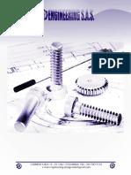 Brochure Engineering SAS