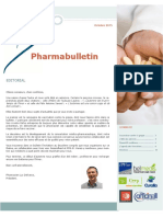 Pharmabulletin Octobre 2015 3a5cb06b