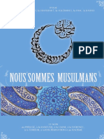 Nous Sommes Musulmans[1]