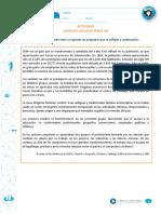 GUÍA AUSENCIA N°5 HISTORIA 6° CAMBIOS SOCIALES A PARTIR DEL SIGLO XIX