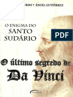 O Enigma Do Santo Sudario - David Zurdo