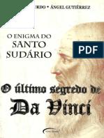 O Enigma Do Santo Sudario - David Zurdo
