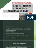 Contaminacion La Oroya