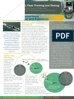 AFTT EIS/OEIS Training and Testing Using Sonar Fact Sheet