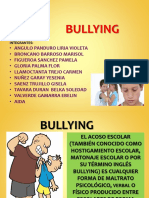 Diapositivas Bullying Final