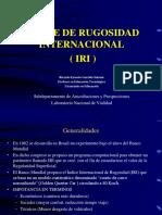 Introducción IRI 2015