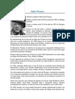 Biografis Pablo Picassojorge Brake