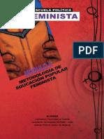 Escuela Política Feminista - MODULO 6 Metodología de Educación Popular Feminista.pdf