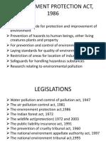 Environmental Protection Act, 1986