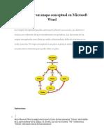 Cómo hacer un mapa conceptual en Microsoft Word.docx