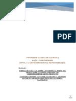 Análisis de Perfil de Proyecto Módulo 1 y 2