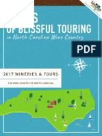 2 Days of Blissful Touring in North Carolina Wine Country