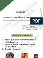 Cyto1an16-Organisation Generale Cellule Benzine