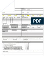 Formato Evaluacion Medica Laboral