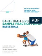 Basketball Drills & Practice Plans