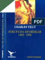 Charles Tilly - Avrupada Devrimler 1492-1992