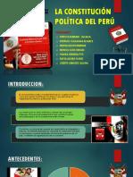 Exposicion Final-constitucion Politca Del Peru