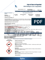 Hds Hidrogeno Gas Comprimido