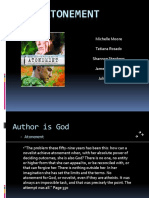 Atonement powerpoint