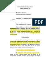 Corte Suprema de Justicia Sentencia Del 26 de Mayo de 2006 m.p. Manuel Isidro Ardila Velasquez Exp. 1987-07992-01