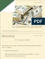 Finanzas 1 - Valor