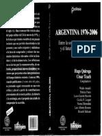 Quiroga - Tcach Argentina 1976