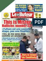 LE BUTEUR PDF du 21/08/2010