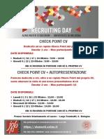 Laboratori Check Point CV - Autopresentazione - Ottobre 2017 (1)
