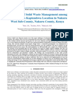 Assessment of Solid Waste-637