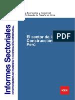 GUIDE ICEX El Sector de La Construccion en Peru Jul 2010