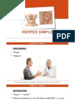 7. Herpes Simple