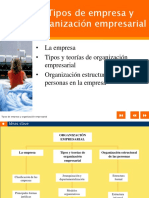 3 Estructuras Organizativas