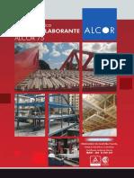 Manual Técnico Placa Colaborante Alcor 75