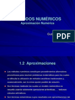 Aproximacion numerica