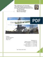 Tecnicas de Cañoneo (a)