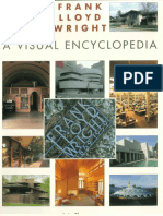 WRIGHT, Frank Lloyd a Visual Encyclopedia
