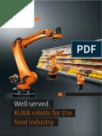 Kuka Branchenflyer Food en 140523 Screen