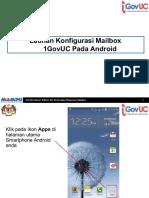 Konfigurasi Mailbox 1GovUC Pada Android v2