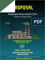 Kunjungan Industri 2017