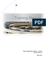 Alteon Application Switch Level 1 Course 500-101.pdf